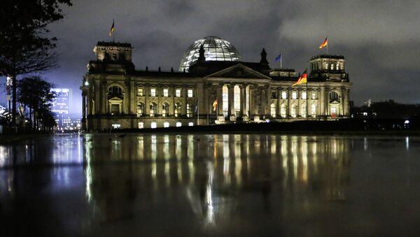 Зграда немачког парламента Бундестага у Берлину - Sputnik Србија