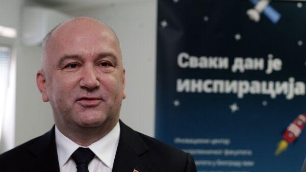 Министар Ненад Поповић - Sputnik Србија