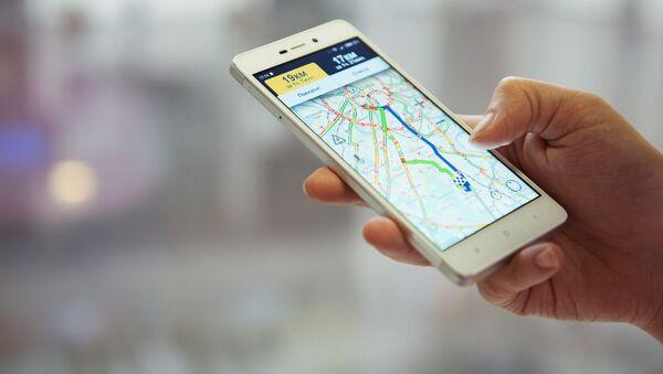 Навигација Јандекс на телефону - Sputnik Србија