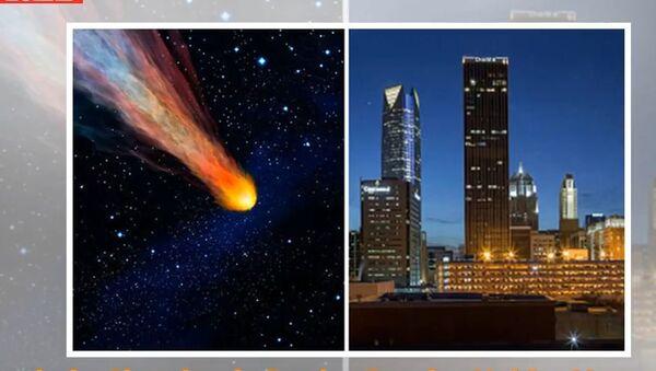 Meteor pao na Oklahomu - Sputnik Srbija