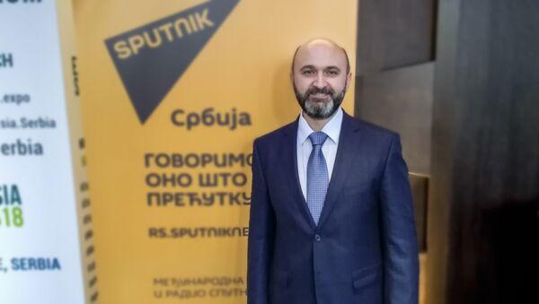 Andrej Strelkov - Sputnik Srbija