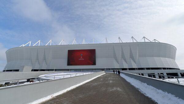 Rostov Arena - Sputnik Srbija