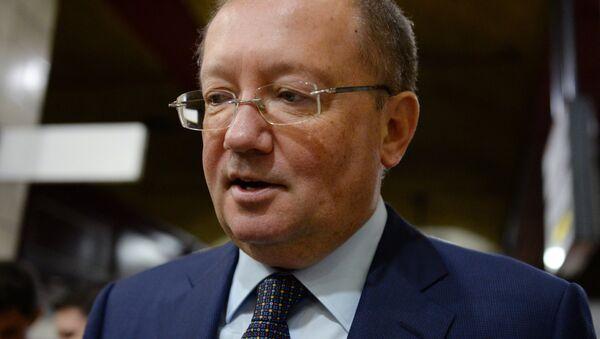 Ambasador Rusije u Londonu Aleksandar Jakovenko - Sputnik Srbija