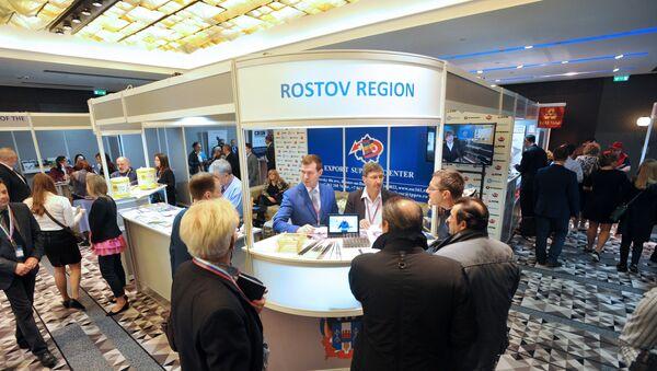 Ekonomski forum Ekspo Rusija Srbija 2018 - Sputnik Srbija