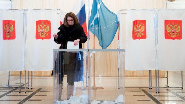 Председнички избори у Русији 2018. - Sputnik Србија