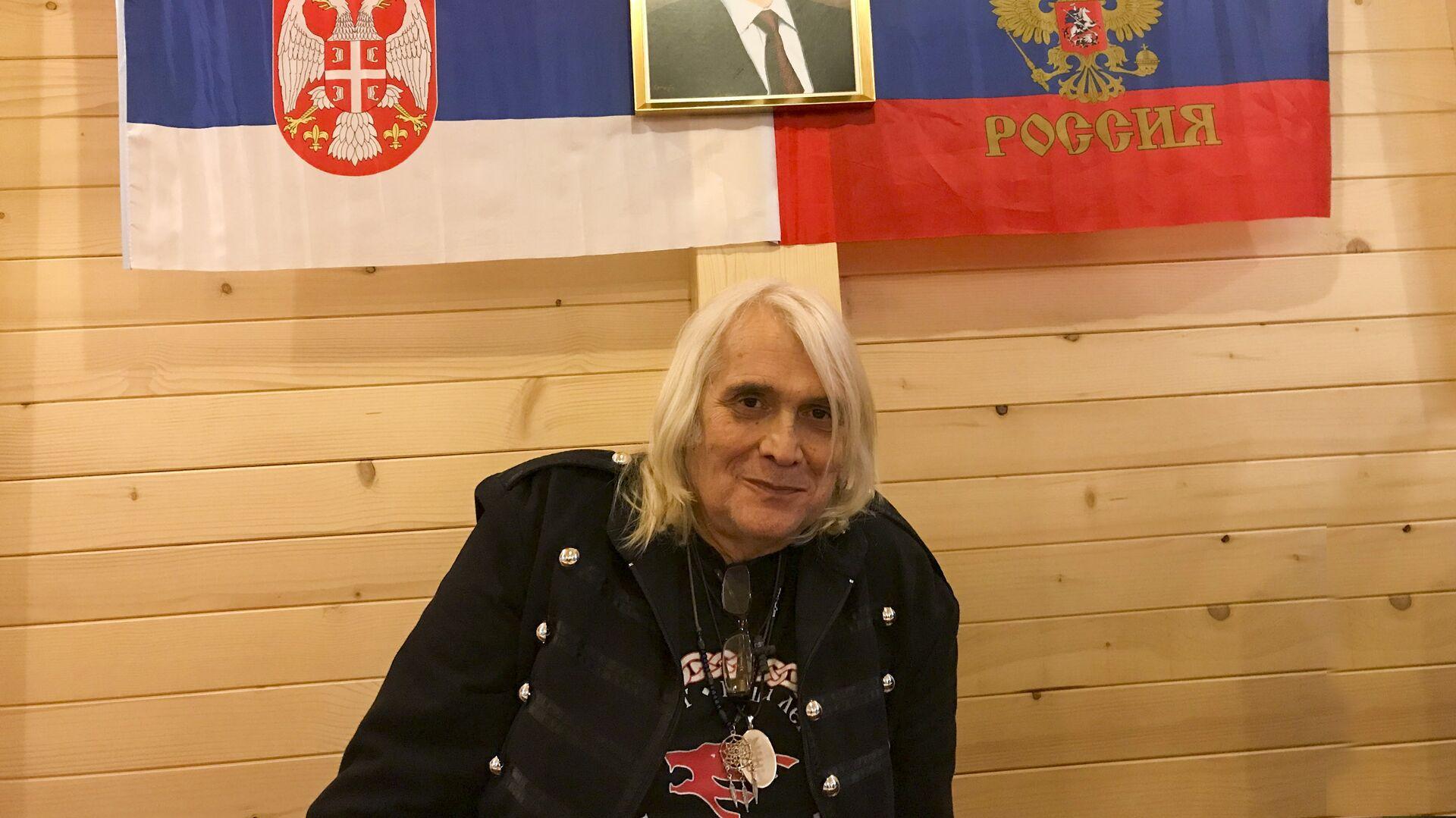 Bora Đorđević u kafani Kod Putina - Sputnik Srbija, 1920, 15.02.2021