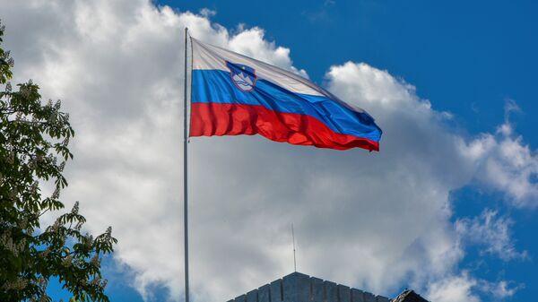 Zastava Slovenije - Sputnik Srbija