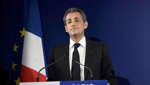 Никола Саркози - Sputnik Србија