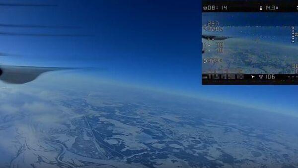 Snimci iz drona koji je Rus digao na visinu od 10 kilometara - Sputnik Srbija
