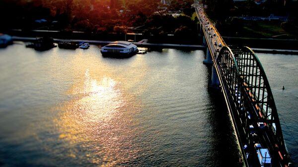 Београд, река Сава - Sputnik Србија