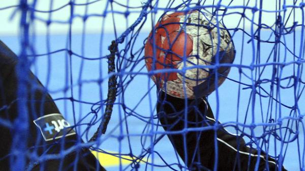 Rukometna lopta u golu - Sputnik Srbija