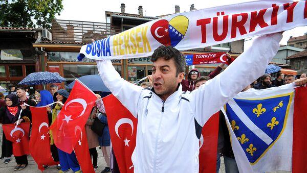 Bosna i Turska - Sputnik Srbija