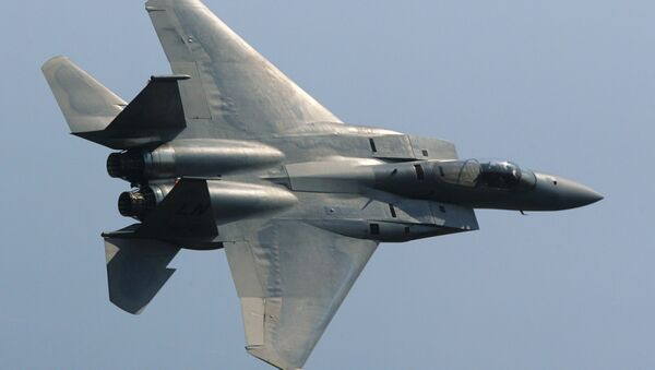 Амерички ловац Ф-15 - Sputnik Србија
