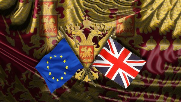 Rusija, Eu , Britanija - Sputnik Srbija