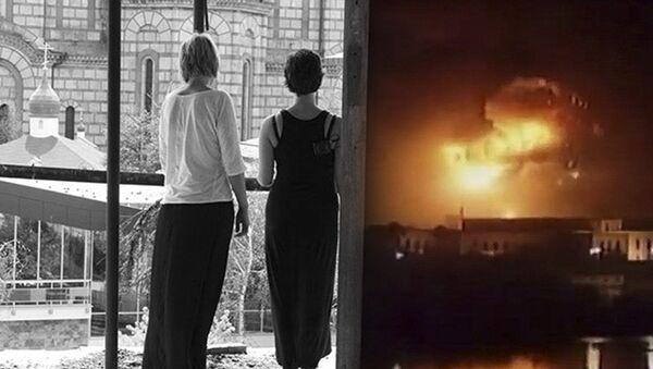 Сцена из филма Зашто? - Sputnik Србија