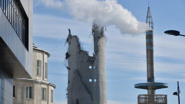 Televizijski toranj u Jekaterinburgu - Sputnik Srbija