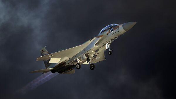 Izraelski F-15 - Sputnik Srbija