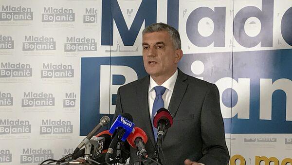 Mladen Bojanić - Sputnik Srbija