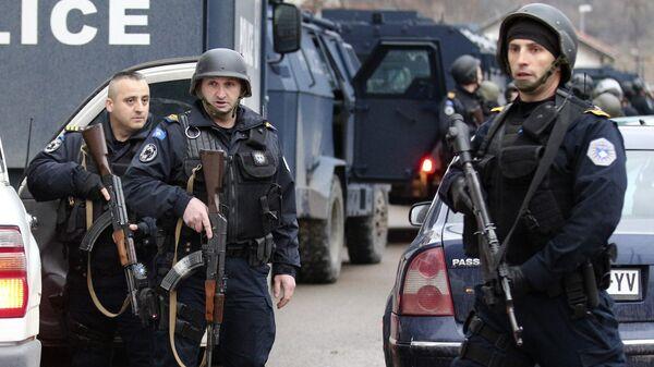 Policija tzv. Kosova - Sputnik Srbija