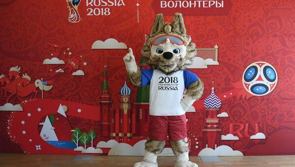 Zvanična maskota Svetskog prvenstva u fubalu koje će se održati u Rusiji - Sputnik Srbija