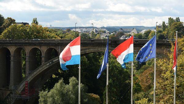Zastava Luksemburga - Sputnik Srbija