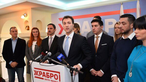 Марко Милачић - Sputnik Србија