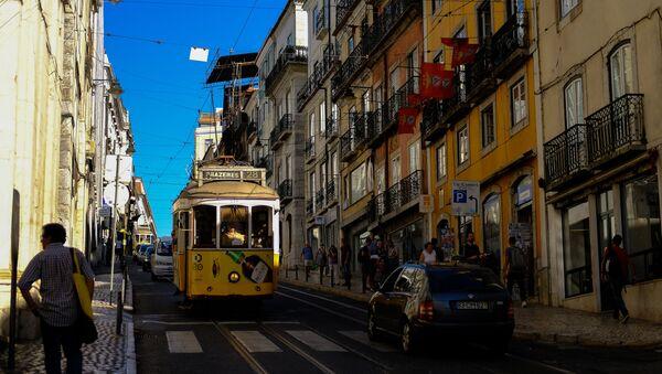 Трамвај у Лисабону - Sputnik Србија