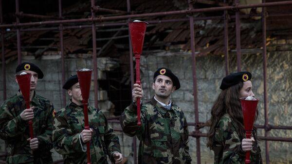 Pripadnici teroritičke organizacije OVK - Sputnik Srbija