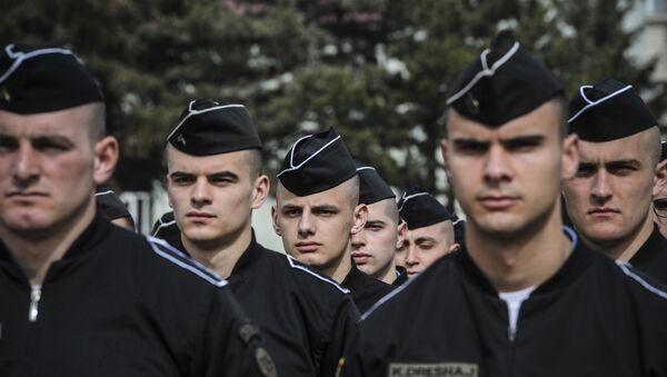 Припадници тзв. војске Косова - Sputnik Србија
