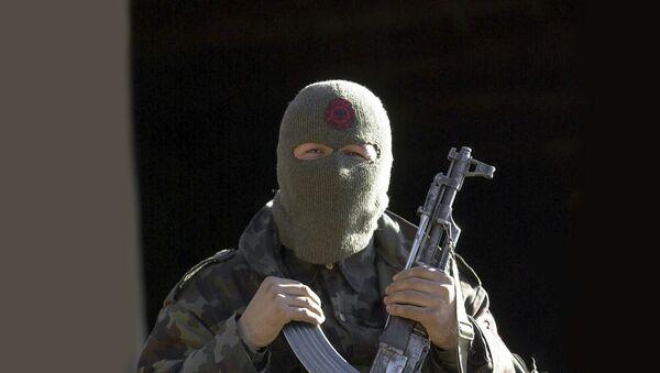 Припадник терористичке организације ОВК - Sputnik Србија