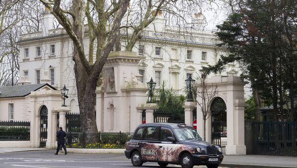 Амбасада Русије у Лондону - Sputnik Србија
