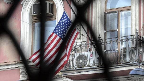 Zgrada Generalnog konzulata SAD u Sankt Peterburgu - Sputnik Srbija