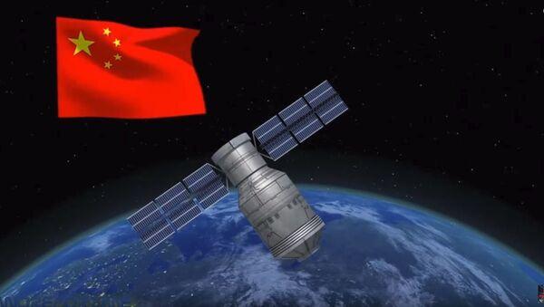Кинески сателит - Sputnik Србија