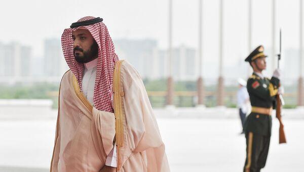 Саудијски принц Мухамед ибн Салман - Sputnik Србија