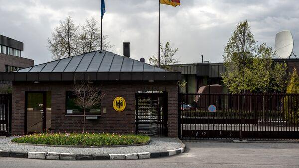 Немачка амбасада у Русији - Sputnik Србија