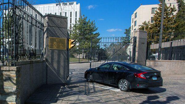 Ambasada Rusije u SAD - Sputnik Srbija