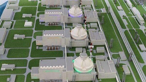 Атомска централа Акујо - Sputnik Србија