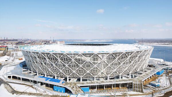 Stadion Volgograd Arena - Sputnik Srbija