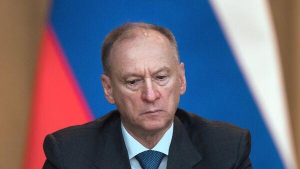 Секретар Савета безбедности Русије Николај Патрушев - Sputnik Србија