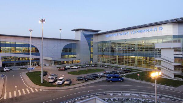 Zgrada aerodroma Šeremetjevo - Sputnik Srbija