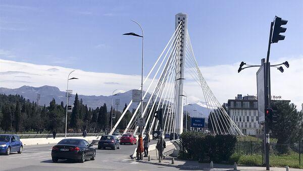 Most u Podgorici - Sputnik Srbija