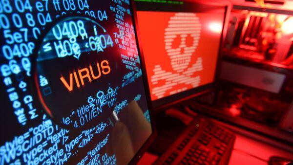 Kompjuterski virus - Sputnik Srbija