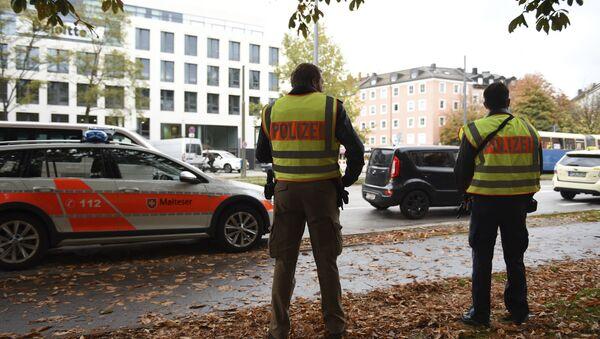 Терористички напад у Немачкој - Sputnik Србија