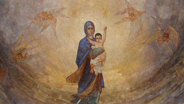 Freska Andreja Bisenka - Sputnik Srbija