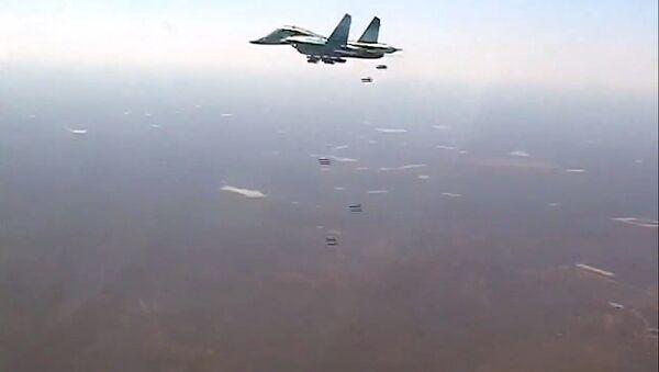 Bombarder Su-34 - Sputnik Srbija