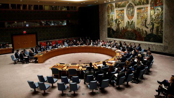 Заседање Савета безбедности УН у Њујорку - Sputnik Србија