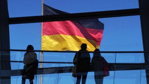 Zastava Nemačke - Sputnik Srbija