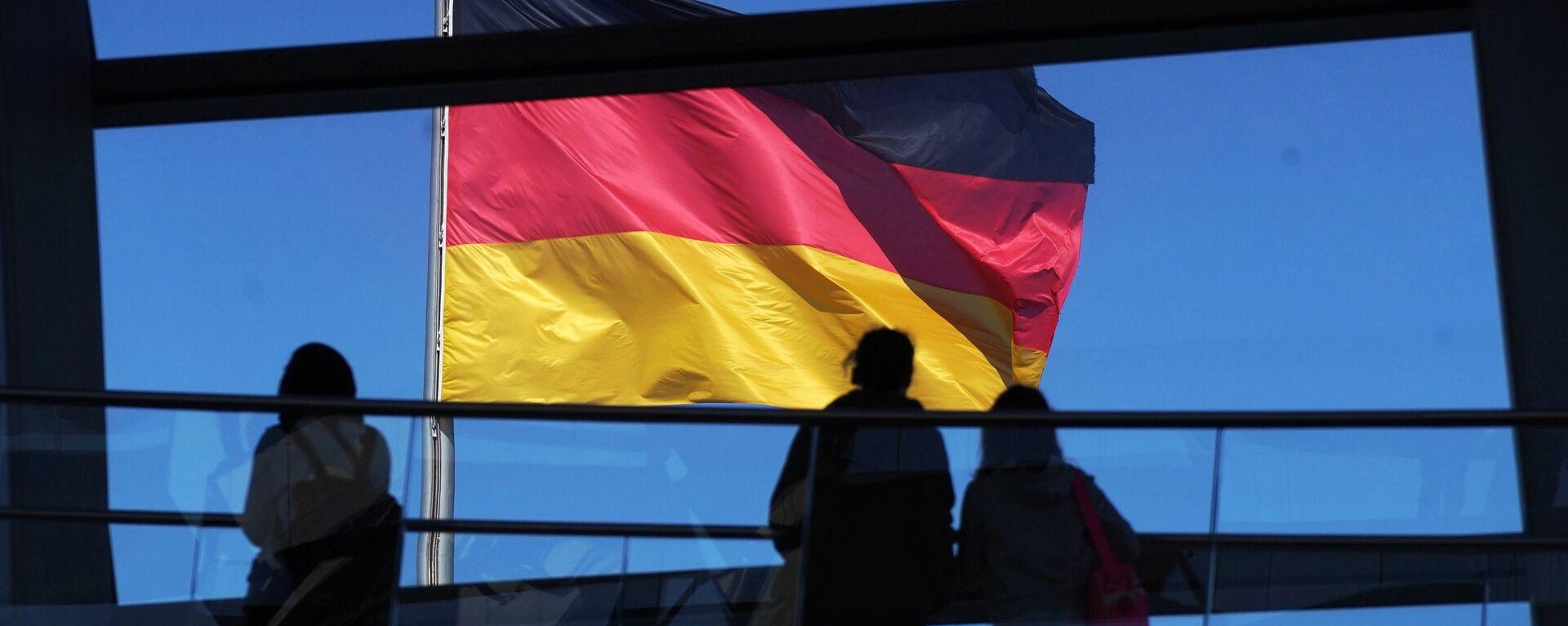 Zastava Nemačke - Sputnik Srbija, 1920, 23.09.2021
