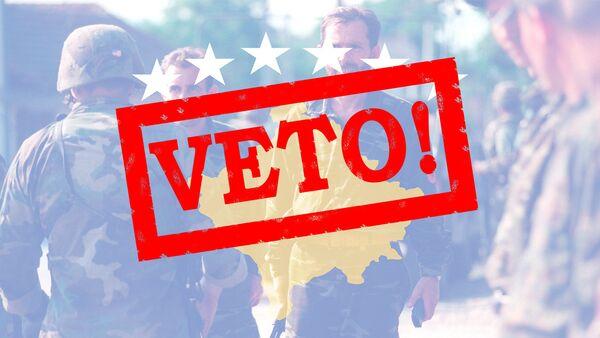 Veto - Sputnik Srbija