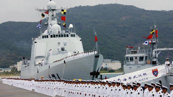 Kineska flota - Sputnik Srbija